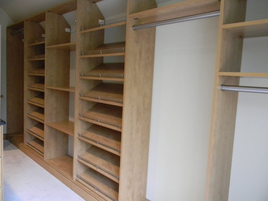 Custom Shelving by Space Works Inc.